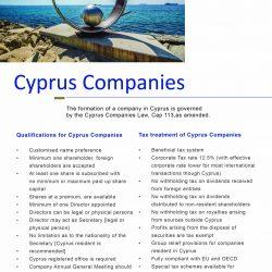 Cyprus Companies
