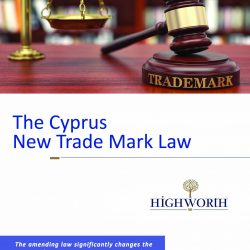 New Trade Mark Law