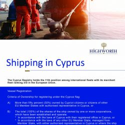Shipping in Cyprus