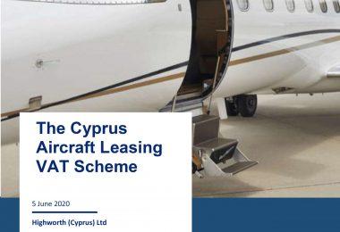 The Cyprus Aircraft Leasing VAT Scheme