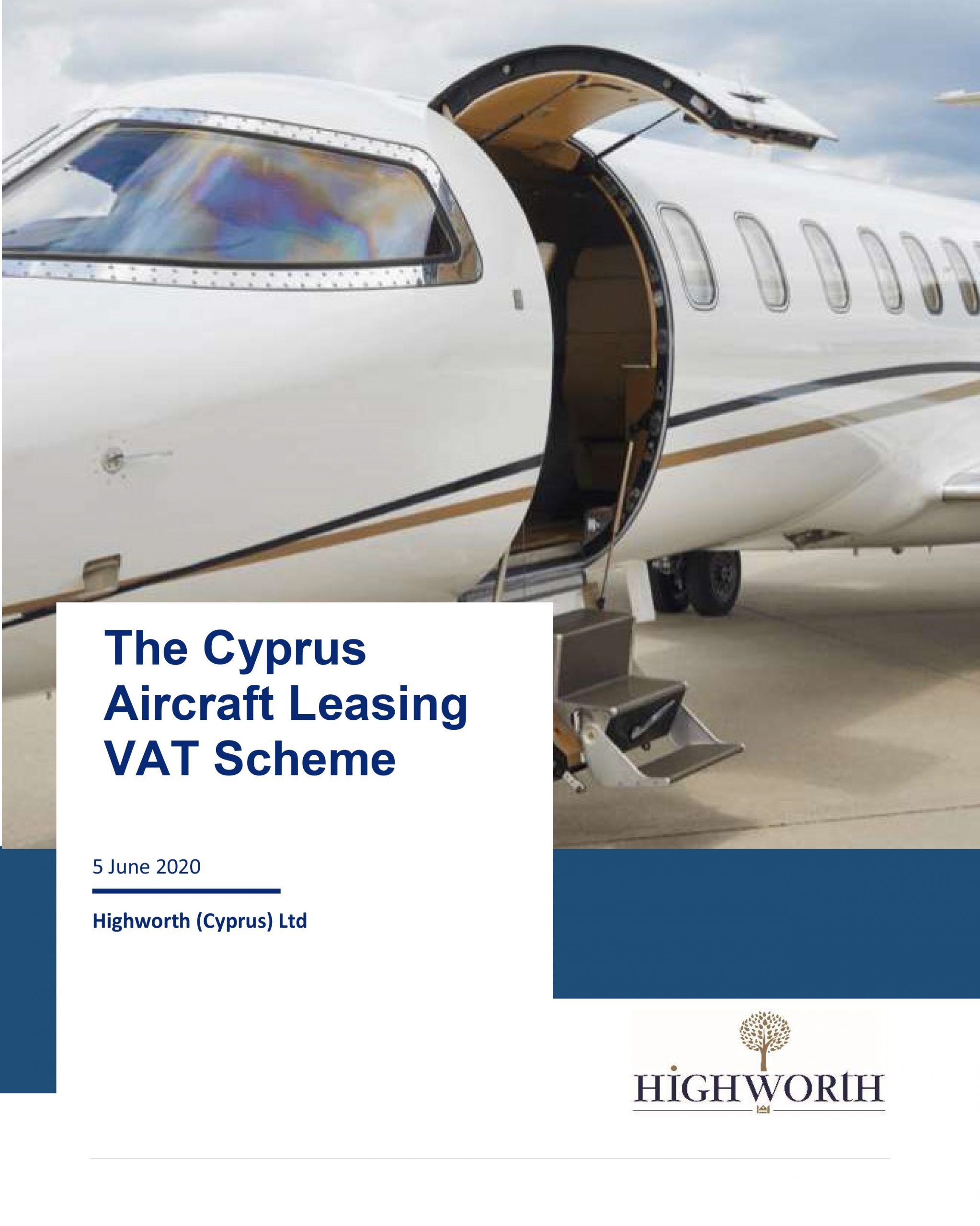 The Cyprus Aircraft Leasing VAT Scheme